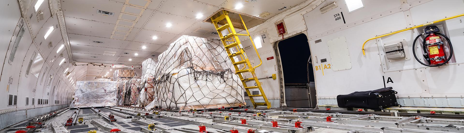 Air transport air freight express transport AHA Logistics